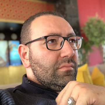 Taher Mamdouh, 31, Cairo, Egypt