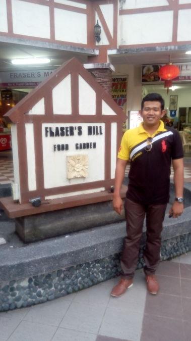 Muhamad Yusri, 29, Selangor, Malaysia