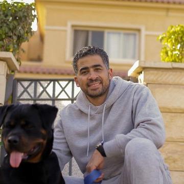 Ahmed Heikal, 39, Cairo, Egypt
