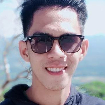 Raymark Valenzuela Mayo, 21, Batan, Philippines