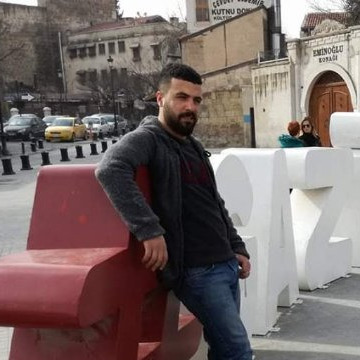Ferit Ferit, 28, Ankara, Turkey