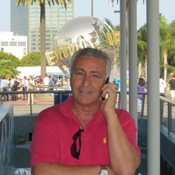Ami, 63, Beersheba, Israel