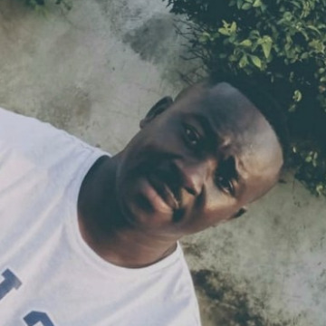 Asabre Sampson, 30, Kumasi, Ghana