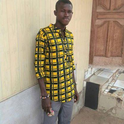 Julius, 29, Kumasi, Ghana