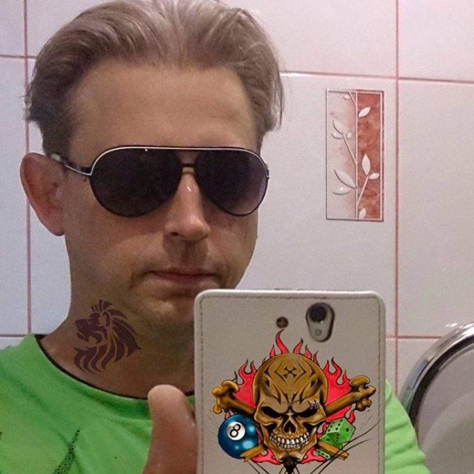 Ed Vitol, 39, Riga, Latvia
