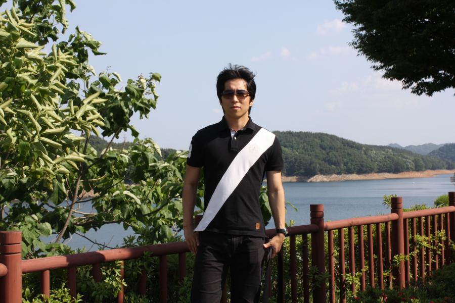 Hooman Lee, 33, Daejeon, South Korea