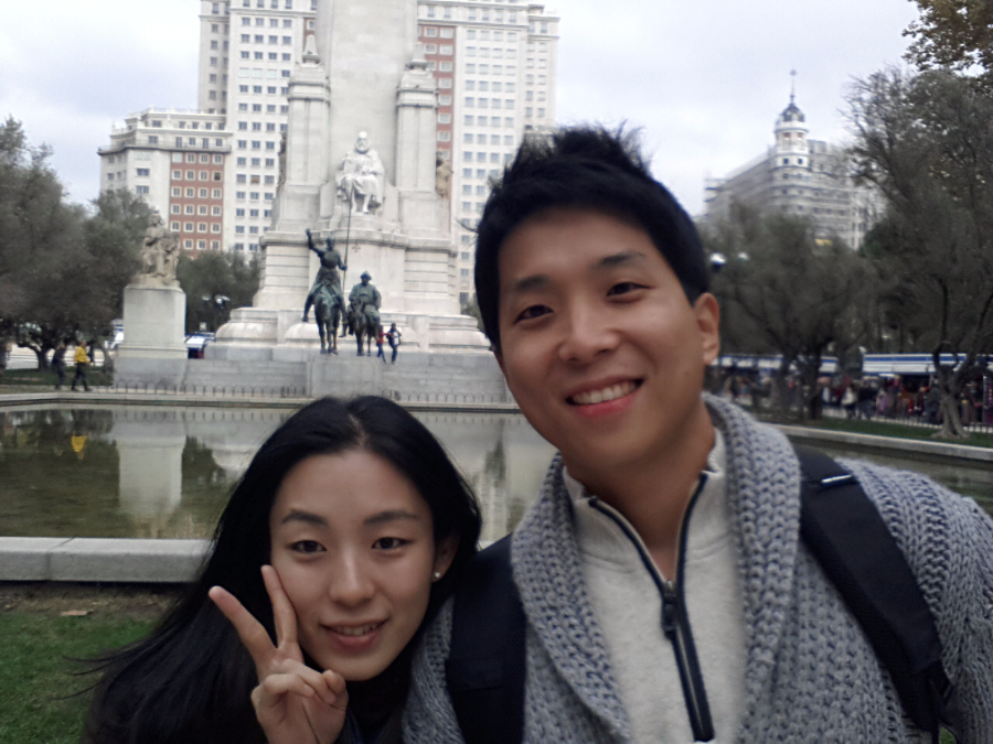 Hooman Lee, 34, Daejeon, South Korea