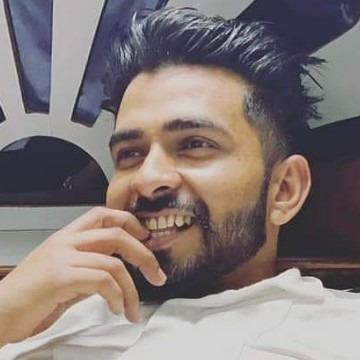 Rajat Soni, 27, Chandigarh, India