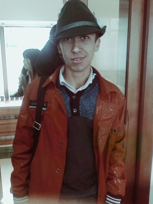 Boburjon Tohirov, 26, Tashkent, Uzbekistan