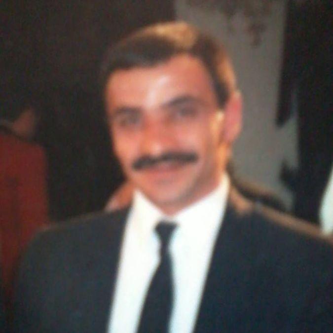Yılmaz Açıkalın, 55, Istanbul, Turkey