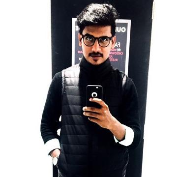 Jaffer Rafi Sheriff, 25, Muscat, Oman