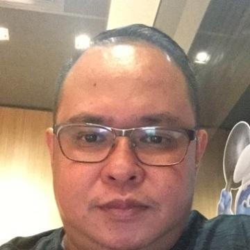 Borge Bautista, 43, Abu Dhabi, United Arab Emirates