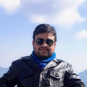 Abhishek Karki, 34, Colombo, Sri Lanka