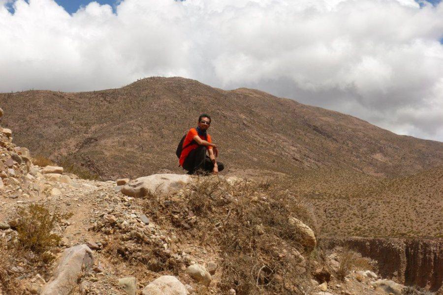 Diego Farfán, 43, Salta, Argentina