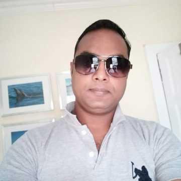 Prabhat Ranjan, 38, Lucknow, India