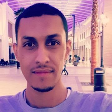 Mohmmed Abdulatif, 31, Al Hofuf, Saudi Arabia