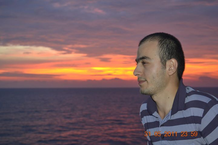Mazhar, 28, Mersin, Turkey