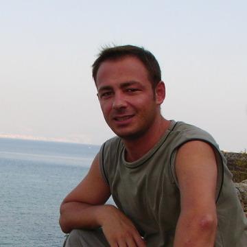 selim, 31, Antalya, Turkey