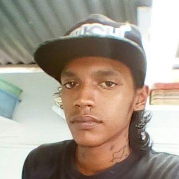 Anwar Mohammed, 21, Caroni, Trinidad and Tobago