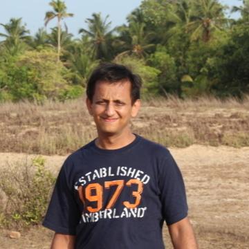 Sandeep Sun, 47, Mumbai, India