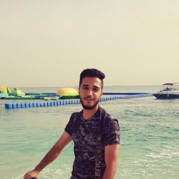 Ramy, 27, Kuwait City, Kuwait