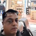 Sanjay Burman, 43,