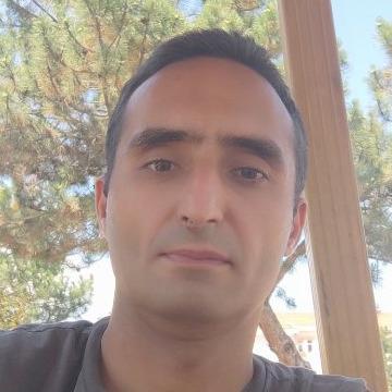 Alican Sunalı, 32, Istanbul, Turkey