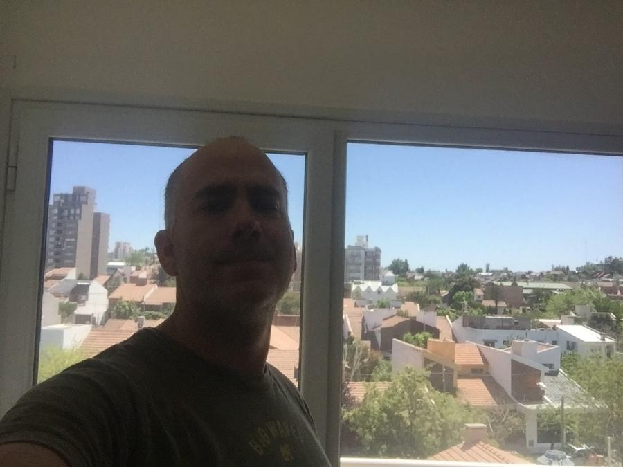 James Forwood, 40, Neuquen, Argentina