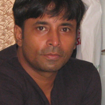 Saubhik Pramanik, 36, Bangalore, India