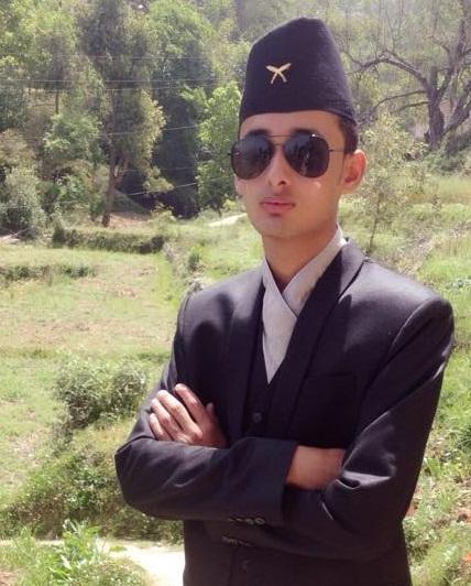 Aashish Neupane, 29, Kathmandu, Nepal
