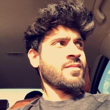 Ali, 27, Muscat, Oman