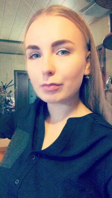 Anya, 23, Tikhvin, Russian Federation