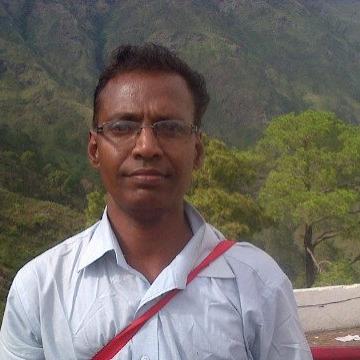 Muthu Krishnan, 54, Ni Dilli, India