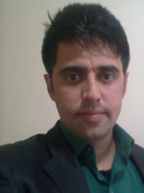 Ahmad Naeem, 41, Kabul, Afghanistan