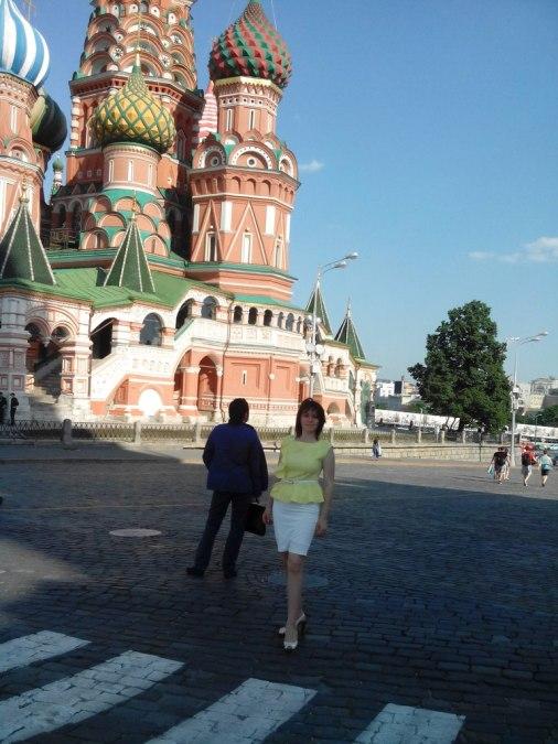Aksana Shaportina, 43, Moscow, Russian Federation