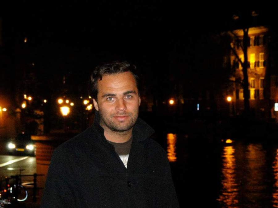 Alexandre Guedes, 41, San Francisco, United States