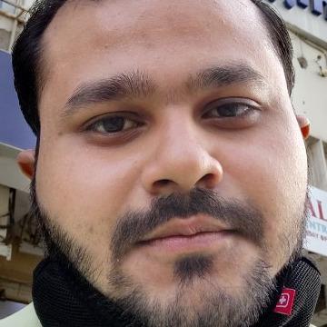 Nitin Kumar, 28, Hyderabad, India
