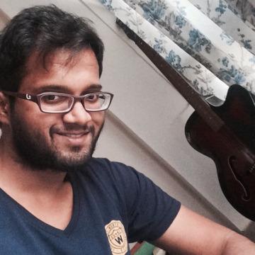 Rv Patel, 30, Mumbai, India