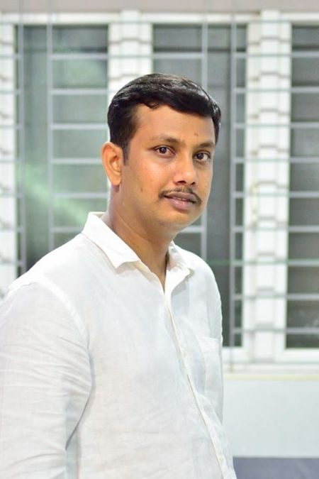 Mugil, 33, Bangalore, India