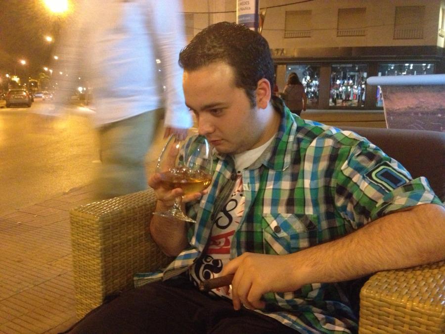 Hector, 27, Barcelona, Spain