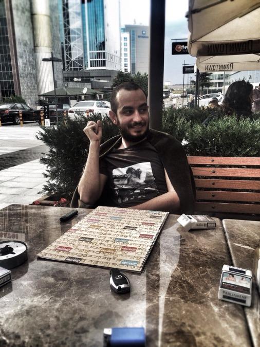 Oytun USANMAZ, 32, Ankara, Turkey