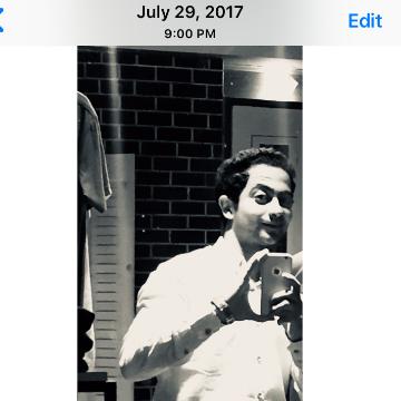 Mohamed, 26, Cairo, Egypt