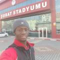 Abubacarr A Trawally, 21, Kahramanmaras, Turkey