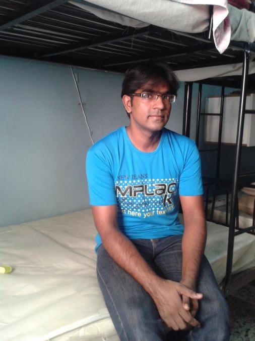 Mohammed Imran, 31,