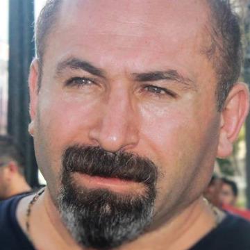 Kamil Yalçın, 44, Ankara, Turkey