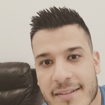 Ahmed Kamal, 30, Dubai, United Arab Emirates