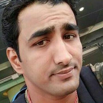 Mahendra Singh Rathore, 30, Dubai, United Arab Emirates