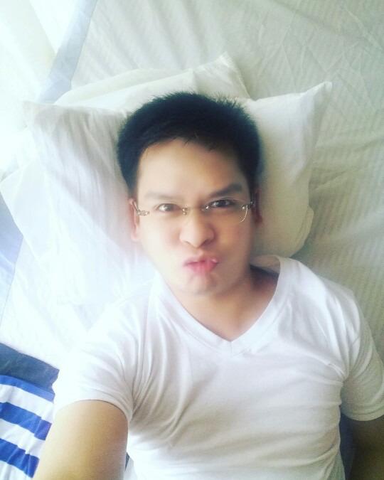 KARL INTONG, 29, Bangkok, Thailand