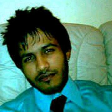 Vishal Naidu, 34, Hyderabad, India