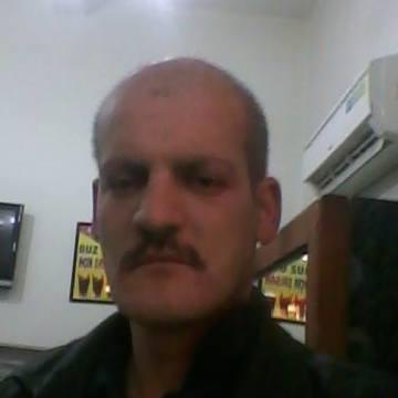 Fırat Ceylan, 31, Adana, Turkey